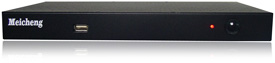 B1080PX 數位多媒體播放機 ( 自控式HD播放機-正面