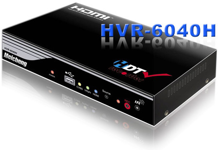 HVR-6040H 高畫質影視錄放影機 (HDTV Recorder)