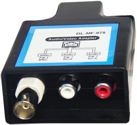 MF-075 AV 影音訊號延長分配器 正面
