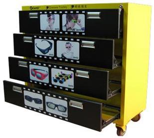 语音机充电箱设计运用三 (3d