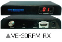 VE-30RFM RX HDMI to RF同軸矩陣延長分配器