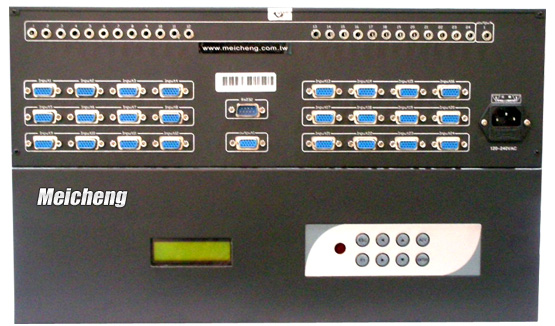 MV-241A VGA音頻切換器