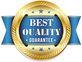 Certificate for Best Quality Guarantee