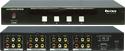 SB-5544 影音AV矩陣切換器(4進4出)