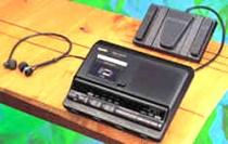 想看 TRC-6040轉譯機,謄寫機,謄稿機,逐字稿機 -更大圖片