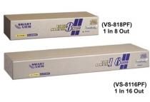 想看 VS-81系列_VGA視訊分配器(一進多出) -更大圖片