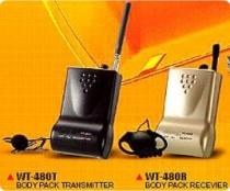 想看 WT-480T團隊無線導覽翻譯系統 -更大圖片